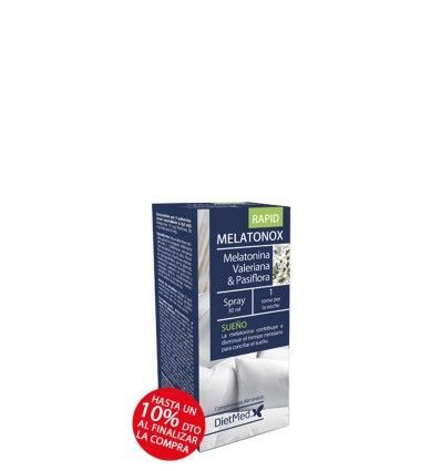 melatonox rapid 30 ml spray bucal