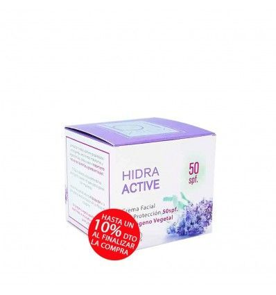 biKREM HIDRA ACTIVE FPS50 50ML.