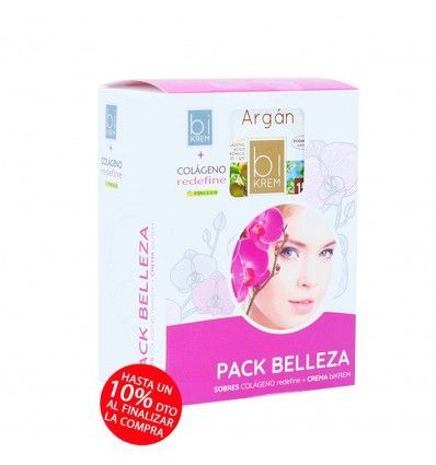 PACK BELLEZA REDEFINE+ARGAN 15FPS