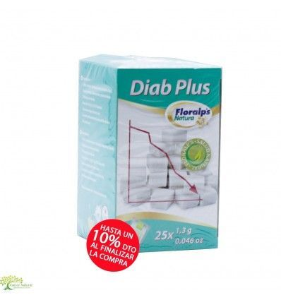 DIAB PLUS 25 SOBRES