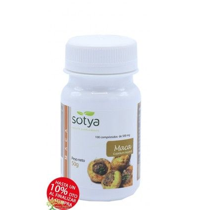 MACA 500 MG 100 C0MP