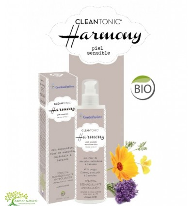 Cleantonic Harmony (piel sensible)