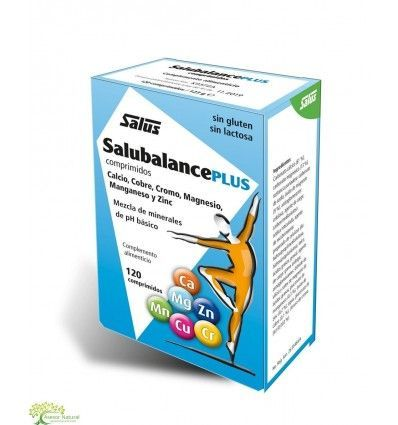 SALUDBALANCE PLUS 120 COMP